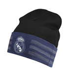 2016-2017 Real Madrid Adidas Woolie Hat (Black)