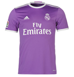 2016-2017 Real Madrid Adidas Away Football Shirt