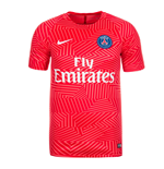 2016-2017 PSG Nike Pre-Match Training Shirt (Ember Glow) - Kids