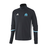 2016-2017 Marseille Adidas Training Top (Night Navy)