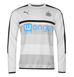 2016-2017 Newcastle Puma Sweat Top (White)