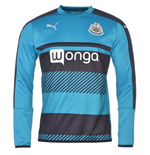 2016-2017 Newcastle Puma Sweat Top (New Navy) - Kids