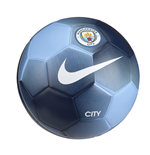 2016-2017 Man City Nike Prestige Football (Blue)