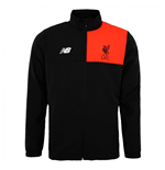 2016-2017 Liverpool Presentation Jacket (Black) - Kids