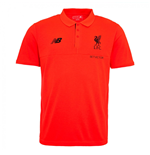 2016-2017 Liverpool Elite Polo Shirt (Red)