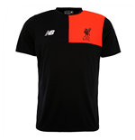 2016-2017 Liverpool Elite Training Shirt (Black) - Kids