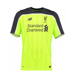 2016-2017 Liverpool Third Football Shirt