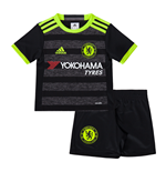 2016-2017 Chelsea Adidas Away Little Boys Mini Kit