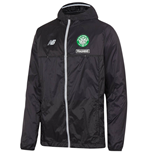 2016-2017 Celtic Elite Training Rainjacket (Black)