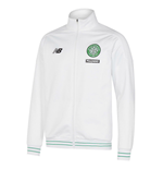 2016-2017 Celtic Training Walkout Jacket (White)