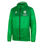 2016-2017 Celtic Elite Training Rainjacket (Green) - Kids