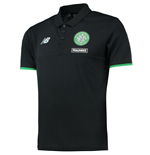 2016-2017 Celtic Elite Training Polo Shirt (Black)