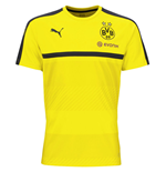 2016-2017 Borussia Dortmund Puma Training Shirt (Yellow) - Kids