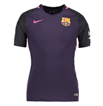 2016-2017 Barcelona Away Nike Ladies Shirt