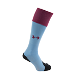 2016-2017 Aston Villa Home Football Socks (Blue)