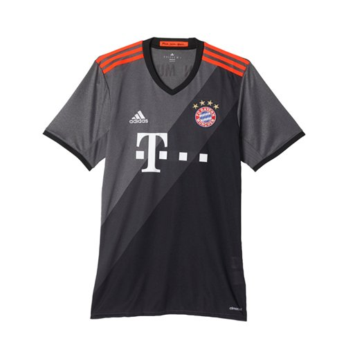 2016-2017 Bayern Munich Adidas Away Shirt (Kids)