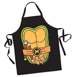 TEENAGE MUTANT NINJA TURTLES Michelangelo Cartoon Apron
