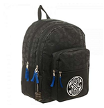DOCTOR WHO Seal of Rassilon Backpack