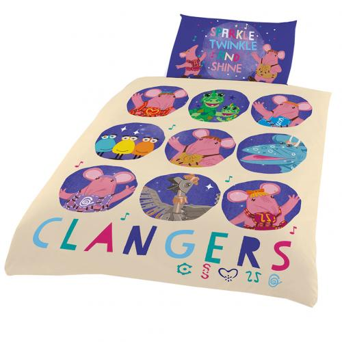 Clangers Junior Duvet Set