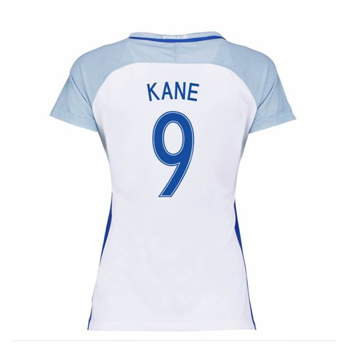 2016-17 England Home Womans Shirt (Kane 9)