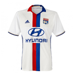 2016-2017 Olympique Lyon Adidas Home Football Shirt (Kids)