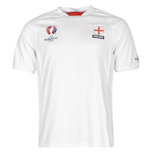 England UEFA Euro 2016 Poly Training Tee (White)