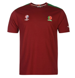 Portugal UEFA Euro 2016 Core T-Shirt (Red)