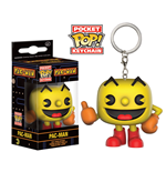 Pac-Man Pocket POP! Vinyl Keychain Pac-Man 4 cm