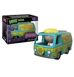 Scooby Doo POP! Ridez Vinyl Vehicle with Dorbz Figure Mystery Machine 12 cm