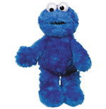 Sesame Street Plush Figure Cookie Monster 65 cm