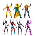 Marvel Legends Series Action Figures 10 cm 2016 Wave 2 Assortment (8)
