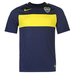 2016-2017 Boca Juniors Home Nike Football Shirt