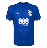 2016-2017 Birmingham City Adidas Home Football Shirt
