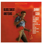 Vynil Johnny Cash - Blood, Sweat And Tears