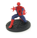 Ultimate Spider-Man Mini Figure Spider-Man (Bent Down) 7 cm