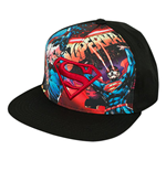 SUPERMAN Sublimated Comic Art Hat