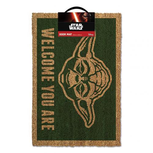 Star Wars Doormat Yoda