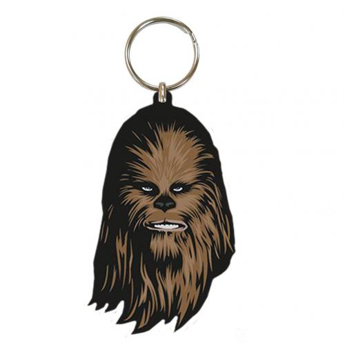 Star Wars Keyring Chewbacca