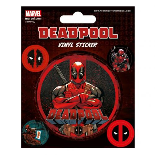Deadpool Stickers