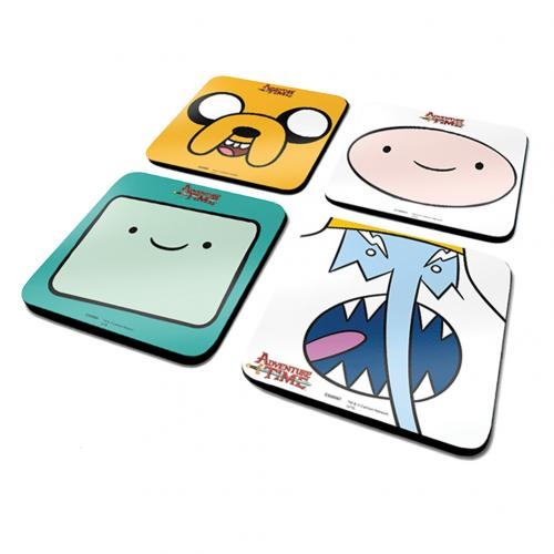 Adventure Time Coaster Set