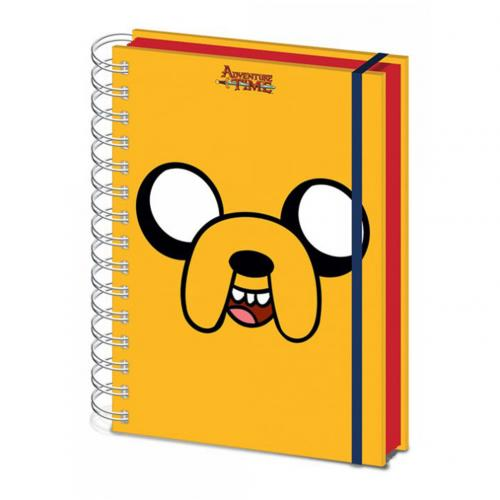 Adventure Time A5 Notebook