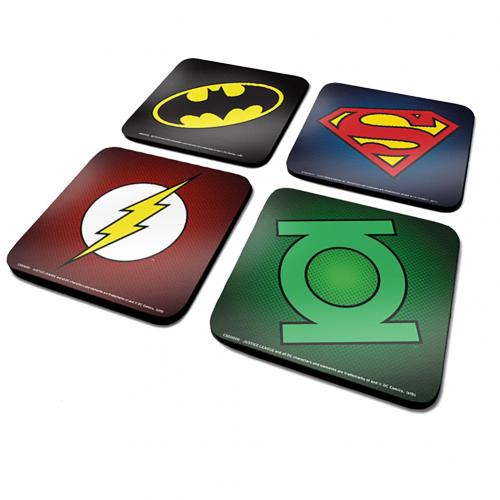 DC Comics Coaster Set