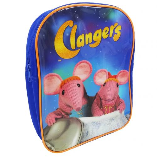 Clangers Junior Backpack