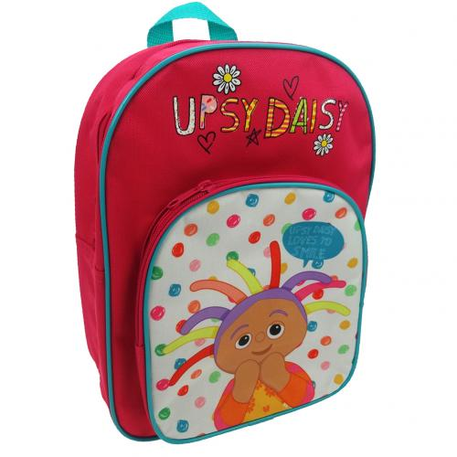 In The Night Garden Junior Backpack Upsy Daisy