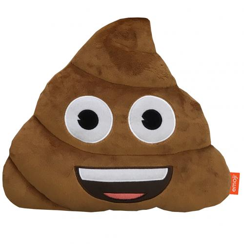 Emoji Cushion Poo