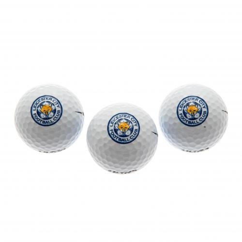 Leicester City F.C. Golf Balls