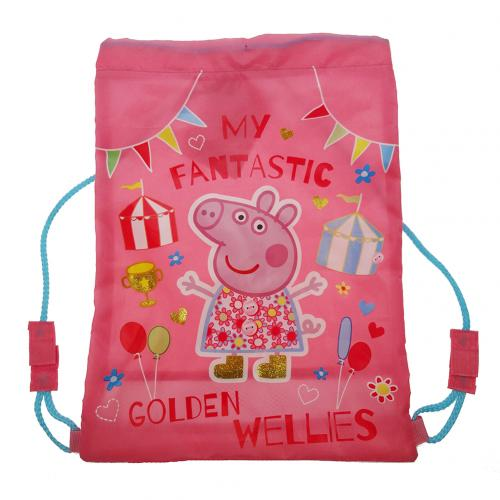 Peppa Pig Gym Bag