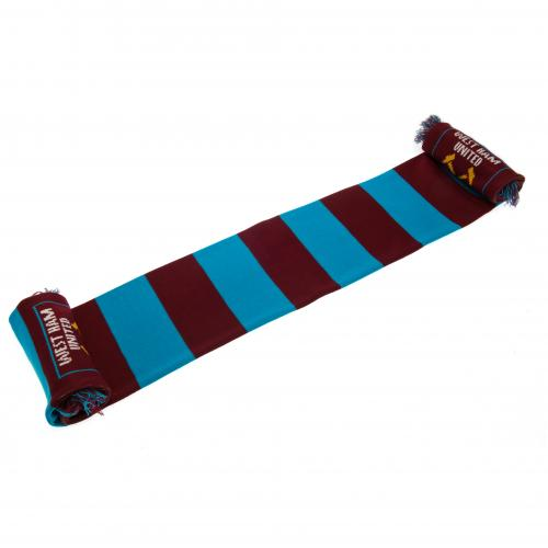 West Ham United F.C. Bar Scarf