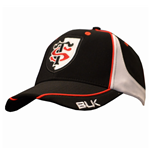 Toulouse Rugby 2015 Media Baseball Cap (Black)