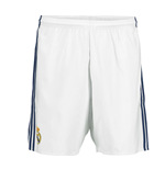 2016-2017 Real Madrid Adidas Home Shorts (White)